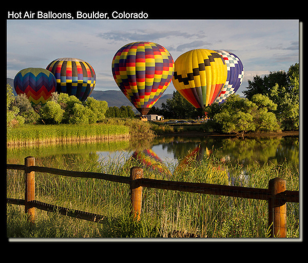 Step back to give images a sense of place. Write 'framing' or 'fence' on your shot list and you won't walk past compositions like this. Colorado private tours.
