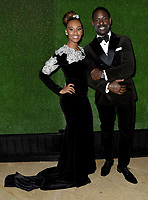 06 January 2019 - Beverly Hills , California - Ryan Michelle Bathe, Sterling K. Brown . 2019 HBO Golden Globe Awards After Party held at Circa 55 Restaurant in the Beverly Hilton Hotel. <br /> CAP/ADM/BT<br /> ©BT/ADM/Capital Pictures