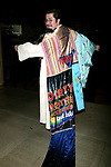 Past Gypsy Robe Winner ... Merwin Foard ( ASSASSIANS )  Attending the Opening Night Gypsy Robe Ceremony for IN MY LIFE at the Music Box Theatre in New York City. October 20, 2005