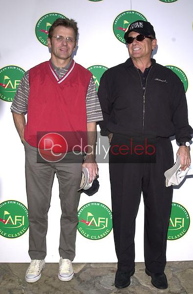 Joe Pesci and Mikhail Baryshnikov.