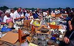 AY7A61 Bric a brac stall summer fete Suffolk England