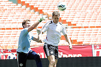 01.06.2013: Training Deutsche Nationalmannschaft in Washington