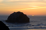Face Rock at Bandon Beach, OR