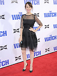 Rosemarie DeWitt at Twentieth Century Fox L.A. Premiere of The Watch held at The Grauman's Chinese Theatre in Hollywood, California on July 23,2012                                                                               © 2012 Hollywood Press Agency