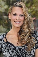 LOS ANGELES, CA - SEPTEMBER 30: Actress Molly Sims attends Airbnb Presents Hello LA held at The Grove on September 30, 2013 in Los Angeles, California. (Photo by Xavier Collin/Celebrity Monitor)