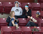 Megan Shea, Shannon Stoneburgh, Dru Burns, Blake Bolden - The Boston College Eagles defeated the visiting University of Maine Black Bears 5 to 1 on Sunday, October 6, 2013, in their Hockey East season opener at Kelley Rink in Conte Forum in Chestnut Hill, Massachusetts.