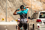 Bert de Backer (BEL) Vital Concept Cycling Club on water bottle duty during Stage 3 of the 2018 Tour of Oman running 179.5km from German University of Technology to Wadi Dayqah Dam. 15th February 2018.<br /> Picture: ASO/Muscat Municipality/Kare Dehlie Thorstad | Cyclefile<br /> <br /> <br /> All photos usage must carry mandatory copyright credit (&copy; Cyclefile | ASO/Muscat Municipality/Kare Dehlie Thorstad)