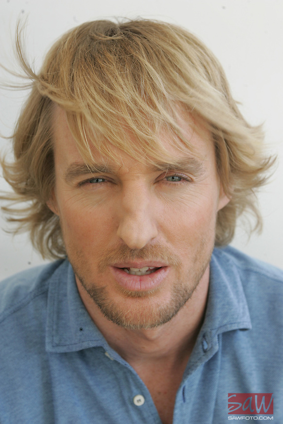 112355.CA.Wilson.SAW.5. Actor Owen Wilson photographed at Casa Del Mar Hotel in Santa Monica, June 23, 2006. Profile of Owen Wilson and his return to the movies since this big hit 'Wedding Crashers'.