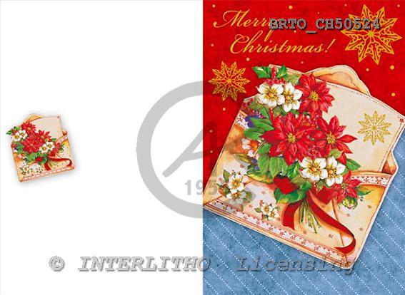 Alfredo, CHRISTMAS SYMBOLS, paintings+++++,BRTOCH50524,#xx# Symbole, Weihnachten, símbolos, Navidad, illustrations, pinturas
