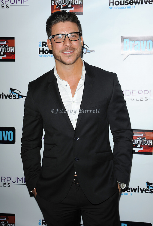 Jax Taylor arriving to The Real Housewives of Beverly Hills Season 4 and Vanderpump Rules Season 2 premiere party, held at Boulevard 3 in Los Angeles, Ca. October 23, 2013.