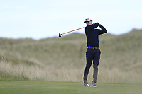 Jack Pierse (Portmarnock) during the 2nd round of the East of Ireland championship, Co Louth Golf Club, Baltray, Co Louth, Ireland. 03/06/2017<br /> Picture: Golffile | Fran Caffrey<br /> <br /> <br /> All photo usage must carry mandatory copyright credit (&copy; Golffile | Fran Caffrey)