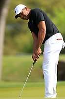 Jonathan Vegas (USA) on the 1st during the 1st round at the WGC Dell Technologies Matchplay championship, Austin Country Club, Austin, Texas, USA. 22/03/2017.<br /> Picture: Golffile | Fran Caffrey<br /> <br /> <br /> All photo usage must carry mandatory copyright credit (&copy; Golffile | Fran Caffrey)