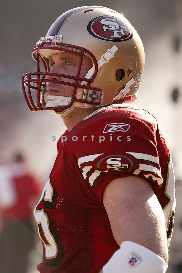 BRIAN JENNINGS, of the San Francisco 49ers  in action against the St. Louis Ram during the 49ers game in San Francisco, California on November 16, 2008..49ers win 35-16