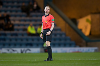 3rd March 2020; Dens Park, Dundee, Scotland; Scottish Championship Football, Dundee FC versus Alloa Athletic; Referee Mike Roncone