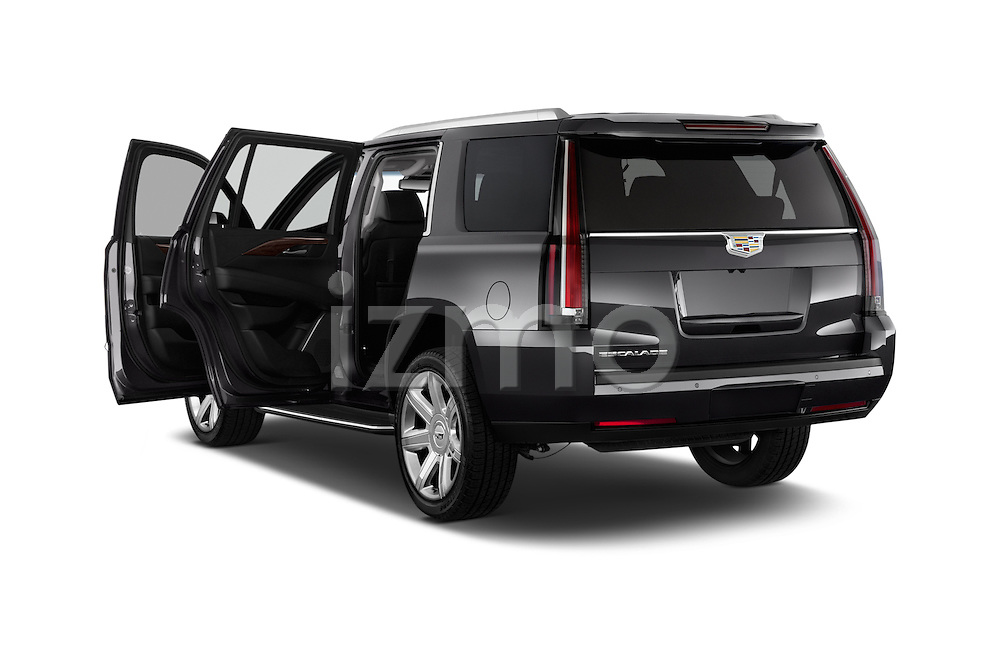 Car images of 2017 Cadillac Escalade Luxury 5 Door SUV Doors