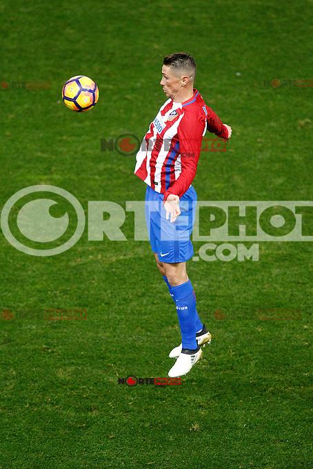 Atletico de Madrid's Fernando Torres during La Liga match. November 19,2016. (ALTERPHOTOS/Acero) /NORTEPHOTO.COM
