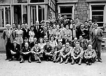 Staff from The Cork Iron & hardware Co. Ltd from North Main Steet, Cork on their annual staff outing to Killarney on June 28th 1952.<br /> Photo: Daniel MacMonagle