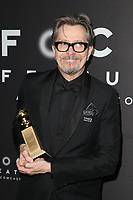 BEVERLY HILLS, CA - JANUARY 7: Gary Oldman at the Focus Features 75th Golden Globe Awards After-Party at the Beverly Hilton Hotel in Beverly Hills, California on January 7, 2018. <br /> CAP/MPI/FS<br /> &copy;FS/MPI/Capital Pictures
