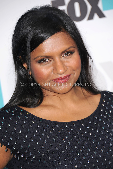 WWW.ACEPIXS.COM . . . . . .May 14, 2012...New York City....Mindy Kaling attending the 2012 FOX Upfront Presentation in Central Park on May 14, 2012  in New York City ....Please byline: KRISTIN CALLAHAN - ACEPIXS.COM.. . . . . . ..Ace Pictures, Inc: ..tel: (212) 243 8787 or (646) 769 0430..e-mail: info@acepixs.com..web: http://www.acepixs.com .