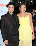 Colbie Caillat and Gavin DeGraw at The Relativity Media US Premiere of Safe Haven held at The Grauman's Chinese Theater in Hollywood, California on February 05,2013                                                                   Copyright 2013 Hollywood Press Agency