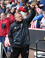 Sheffield United VS Barnsley FC EFL CHAMPIONSHIP <br /> Saturday 19th August 2017, Bramall Lane Sheffield<br /> <br /> Chris Wilder of Sheffield United<br /> <br /> Picture - Alex Roebuck / www.alexroebuck.co.uk