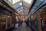 Victoria arcade shops, Great Yarmouth, Norfolk, England