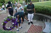 Michael McCollum<br /> 9/25/17<br /> HOPE for Victims Brick Memorial Event to commemorate National Day of Remembrance for Murder Victims Monday, September 25, 2017 at 6PM, City County Building in downtown Knoxville TN.
