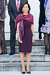Ana Botin attends the annual meeting of the Board of the Foundation for African women in Madrid, November 16, 2015.<br /> (ALTERPHOTOS/BorjaB.Hojas)