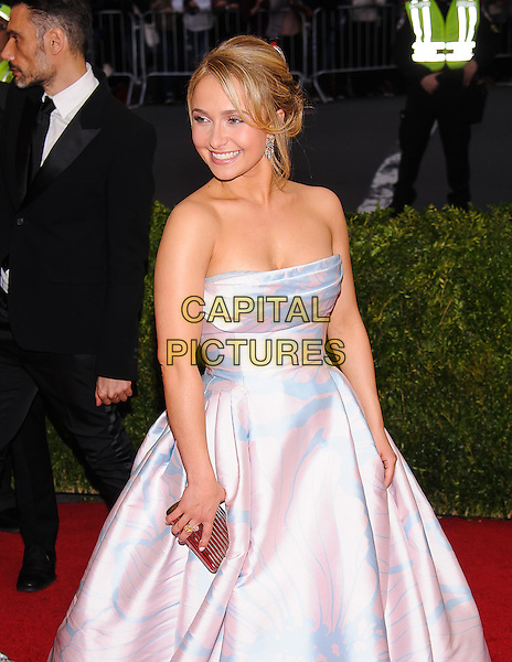 05 May 2014 - New York, New York- Hayden Panettiere. &quot;Charles James: Beyond Fashion&quot; Costume Institute Gala. <br /> CAP/ADM/CS<br /> &copy;Christopher Smith/AdMedia/Capital Pictures