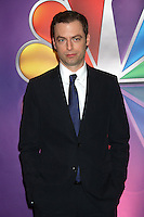 Justin Kirk with Crystal at NBC's Upfront Presentation at Radio City Music Hall on May 14, 2012 in New York City. © RW/MediaPunch Inc.