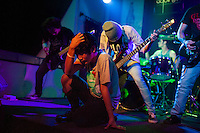 06/07/2012 - Phnom Penh. Sliten6ix is a Metal Band from Cambodia. Line up has been completed in Feb 2011. They are a Part of Cambodia Rock & Metal Society and the Cambo HeadBanger.