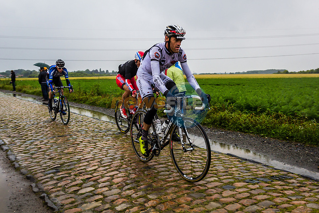 Tour de France, Stage 5: Ypres > Arenberg Porte du Hainaut, UCI WorldTour, 2.UWT, Wallers, France, 9th July 2014, Photo by Thomas van Bracht / Peloton Photos