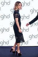 Spanish actress Blanca Suarez during the presentation of the new christmas campaign of GHD at Palacio de Neptuno in Madrid. October 25, 2016. (ALTERPHOTOS/Borja B.Hojas) /NORTEPHOTO.COM