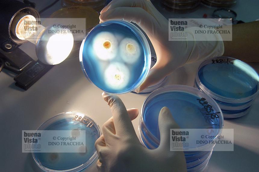 - Padova, Experimental Zooprofilattic Institute of the Venezie, laboratory of National  Reference Center for Salmonellosi ....- Padova, Istituto Zooprofilattico Sperimentale delle Venezie, laboratorio del Centro Nazionale di Referenza per le Salmonellosi