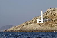 - Puglia, capo d'Otranto e faro di punta Palascia<br /> <br /> - Apulia, cape of Otranto and lighthouse of Palascia point