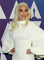04 February 2019 - Los Angeles, California - Lady Gaga. 91st Oscars Nominees Luncheon held at the Beverly Hilton in Beverly Hills. Photo Credit: AdMedia