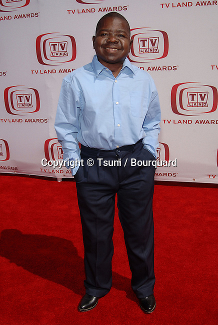 Gary Coleman  - <br /> 6th TV Land Awards 2008 at the Barker Hangar  in Los Angeles.<br /> <br /> full length<br /> eye contact<br /> smile