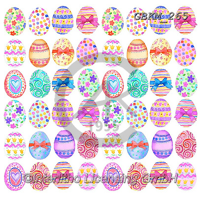 Kate, EASTER, OSTERN, PASCUA, paintings+++++,GBKM265,#E#, EVERYDAY,eggs
