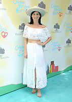 11 June 2017 - Los Angeles, California - Perrey Reeves. Children Mending Hearts' 9th Annual Empathy Rocks held at Private Residence in Los Angeles. Photo Credit: Birdie Thompson/AdMedia