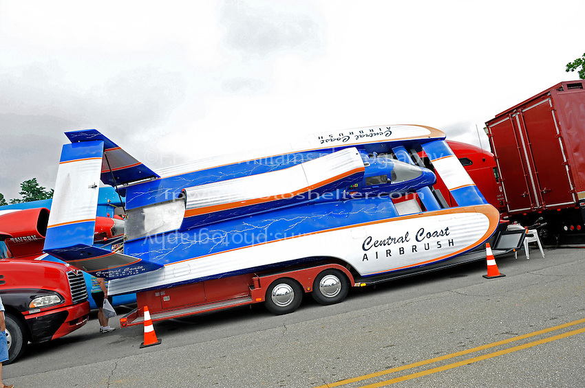 U-100 Leland Racing.