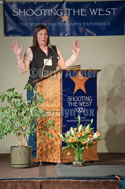 Stacy Pearsall: SHooter: A Woman's Journey in Combat from Behind a Camera, Shooting the West XXIV, WInnemucca, Nevada