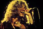 Led Zeppelin 1977 Robert Plant..........