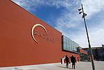 Il nuovo centro enogastronomico EATALY nell'ex stabilimento Carpano .