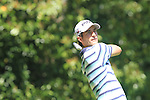 Alejandro Gonzalez on the second hole in the final round of the BMW PGA championship 2010 at Wentworth golf club, Surrey, England..Picture Manus O'Reilly/Newsfile.ie