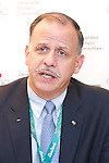 Faisal Al-Hussein, <br /> AUGUST 5, 2016 - : <br /> Japan Olympic Association hold press conference at the Japan House in Rio de Janeiro, Brazil. Jordan NOC became partnership for Japan Olympic Association. <br /> (Photo by Sho Tamura/AFLO SPORT)