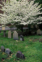 The Granary Burying Ground Boston Massachusetts