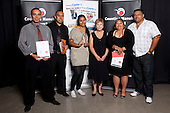Top Team of the Year finalists. Counties Manukau Sport Sporting Excellence Awards held at Testra Clear Pacific Events Centre, Manukau, on Thursday 9th December 2010.