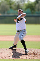 Terry Doyle - Chicago White Sox - 2010 Instructional League.Photo by:  Bill Mitchell/Four Seam Images..