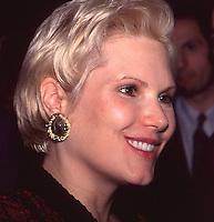 Rita Jenrette 1996 NYC By Jonathan Green