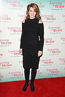 "Felicity Blunt<br /> arrives for the ""Learning to Drive"" Gala screening at the Curzon Mayfair, London.<br /> <br /> <br /> ©Ash Knotek  D3126  02/06/2016"